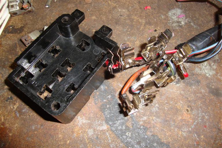 67 Mustang Fuse Box Wiring Diagram