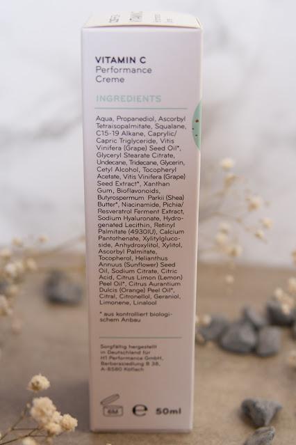 COSPHERA - Vitamin C Performance Creme