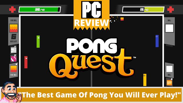 Pong Quest PC Review