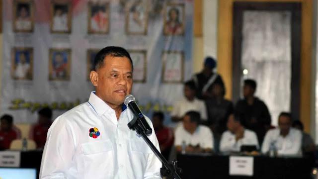 Deklarasi KAMI di Bandung Dilarang, Gatot Nurmantyo: Saya Tersenyum