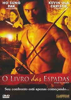 O Livro das Espadas - DVDRip Dublado