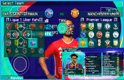 PES 2021 English Version Update Terbaru Jersey, Bursa Transfer & Graphic HD