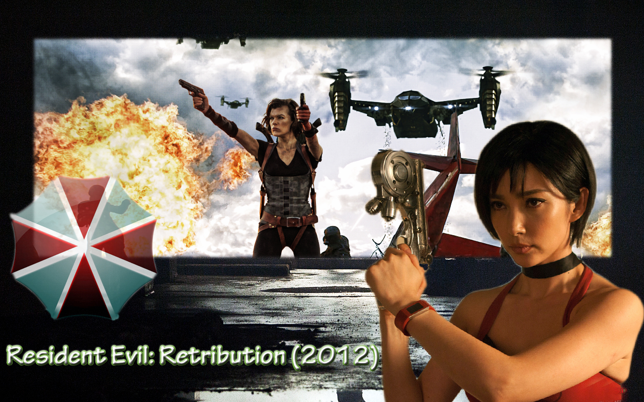 movie retribution Resident evil