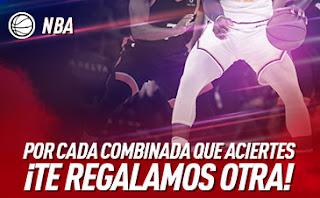 sportium NBA: Acierta una Combi toma otra hasta 3-11-2019