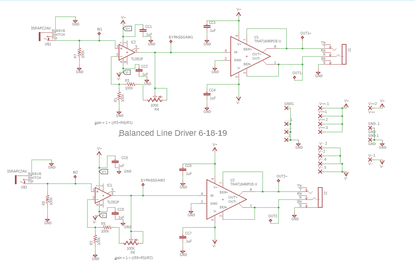 Conjuring Trick Circuit Diagrams Schematics Electronic Projects