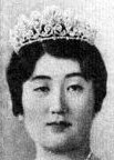 diamond honeysuckle tiara japan princess chichibu setsuko