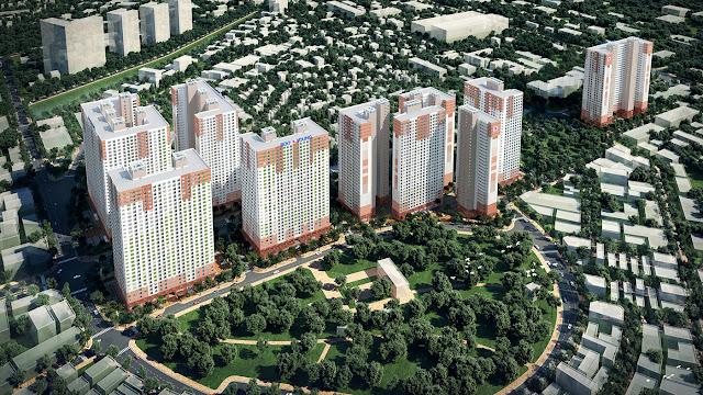Dự án chung cư Booyoung Vina