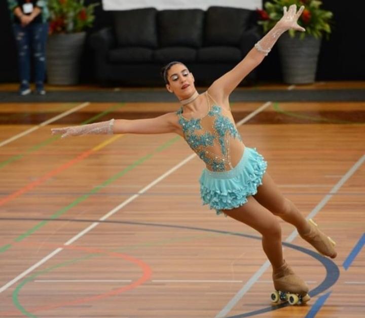 Catarina Gonçalves no Top 7