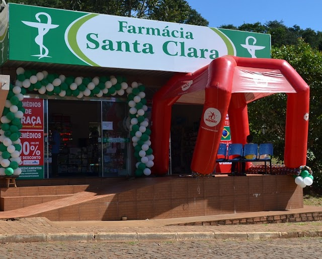 Farmácia Santa Clara inaugurou filial em Mato Rico