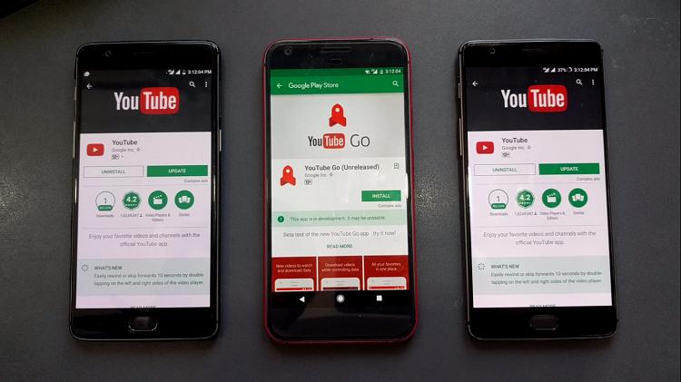 youtube go app install