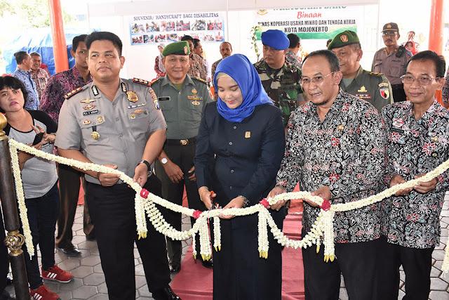 Job Market Fair Kota Mojokerto, 40 Perusahaan Buka 2.507 Lowongan Kerja