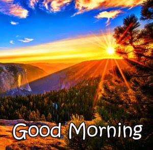 good morning nature images india