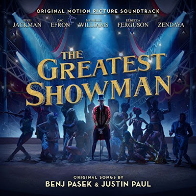 The Greatest Showman soundtrack Spends 3rd Week At No. 1 In The UK