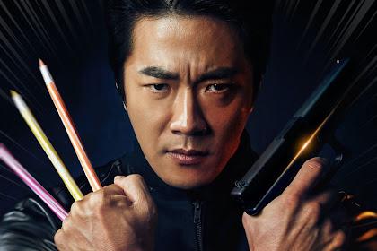 Sinopsis Hitman: Agent Jun (2020)