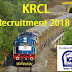 KRCL 113 Station Master, Goods Guard Recruitment 2018-Apply Online