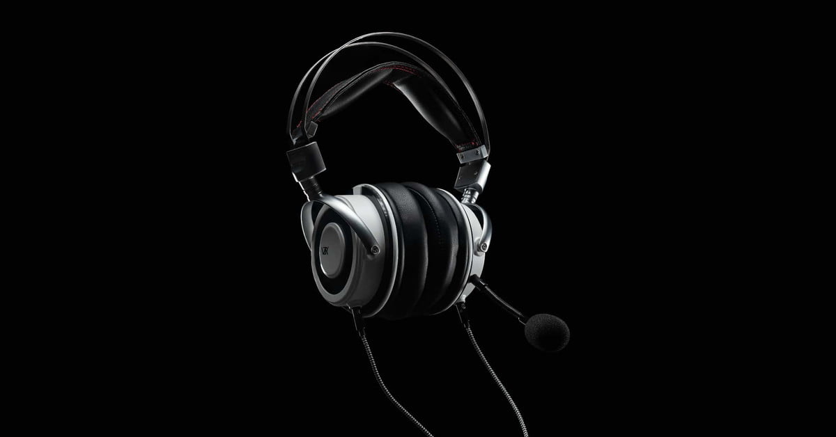 VZR Model One Headset for Audiophile Gamers Makes Waves Q2 2021