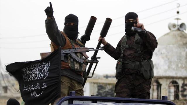 Al-Qaeda llama a la guerra de guerrillas contra Siria y Occidente