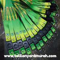 Jasa pembuatan tali lanyard murah dan profesional di Jakarta