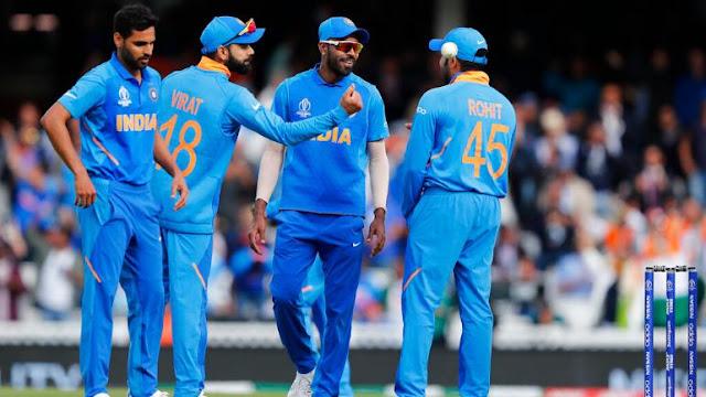 क्रिकेट-नॉटिंघम में बारिश के चलते भारत-न्यूजीलैंड के बीच मैच में देरी