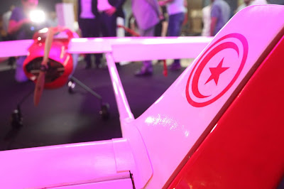 الدرون Drone التونسية فينيكس Phenix