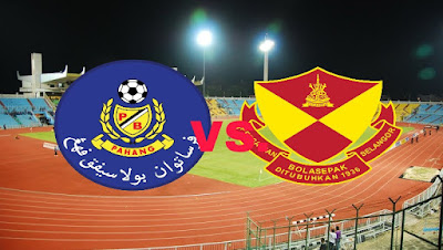 Live Streaming Pahang vs Selangor Piala Malaysia 1 September 2018