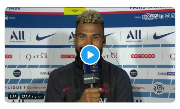 Vidéo - Choupo-Moting répond à ses détracteurs après son doublé face à Toulouse