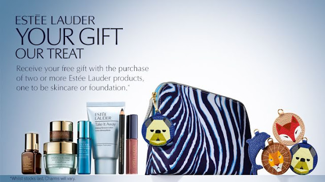 Estee Lauder Free Gift at House of Fraser, beauty discount, beauty offer, beauty blog,