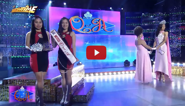 Watch It's Showtime Miss Q and A #ShowtimeHypeBEST February 28, 2018