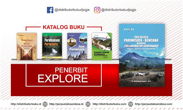 Buku Terbaru Terbitan Penerbit Explore