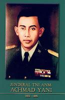 gambar-foto pahlawan Revolusi, Jenderal ANM. Achmad Yani