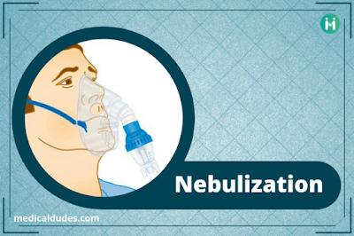 nebulization