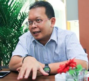 """""""Visi CloudKilat adalah menyediakan solusi cloud untuk semua orang,"""" tukas Dondy Bappedyanto."""