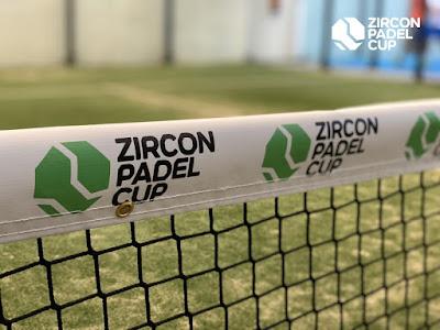 Alianza solidaria: Zircon Padel Cup & Adidas Padel