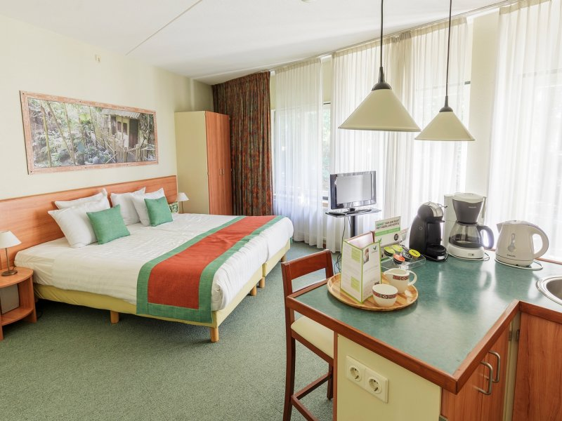 Choosing the Best Center Parcs Holiday in the Netherlands  - hotel rooms
