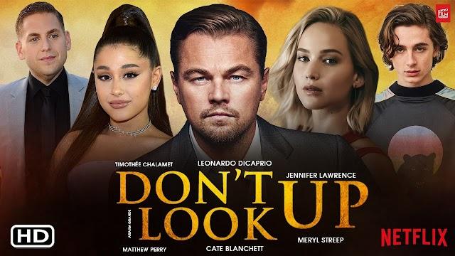 Don't Look Up (Trailer Film Netflix 2021) Nu priviți în sus
