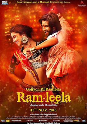 Goliyon Ki Raasleela Ram Leela 2013 Hindi 480p BluRay 450MB