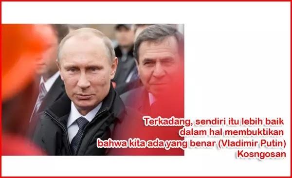 kata bijak presiden rusia