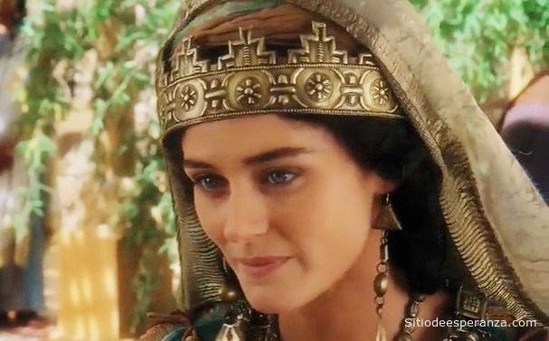 Película La historia de la reina Ester