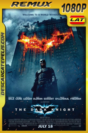 Batman: El caballero de la noche (2008) 1080p BDRemux Latino – Ingles