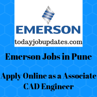 Emerson Jobs in Pune