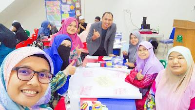Perkongsian PAK21 bersama Guru Sekolah Rendah Islam Daerah Gombak