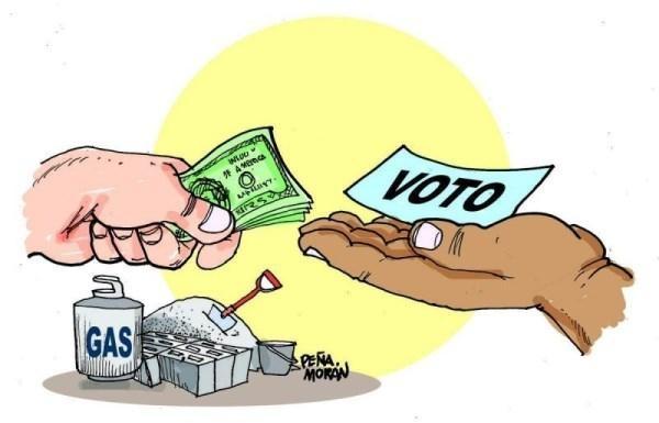 Compra de votos: vale a pena vender o seu? - por Isabela Souza