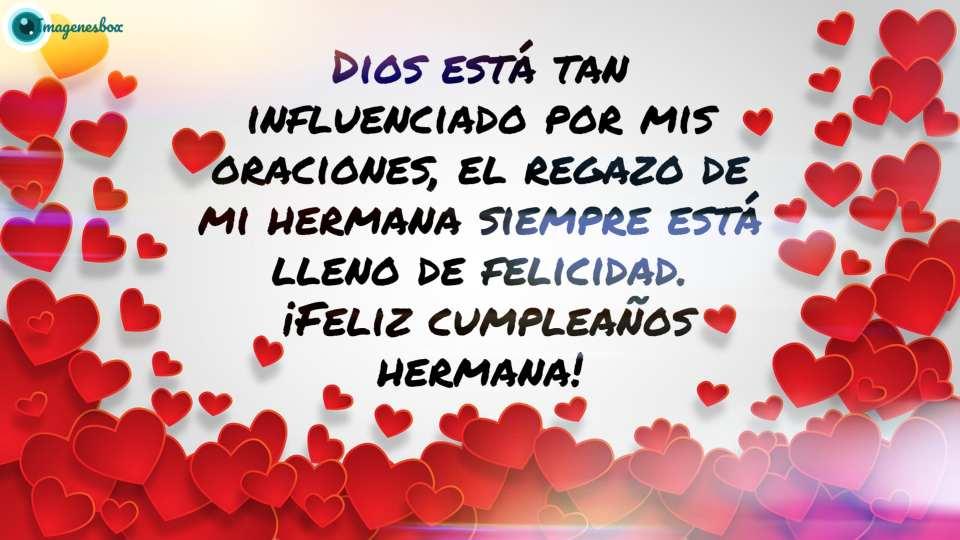 Feliz Cumpleaños Hermana Y Frases De Hermanas