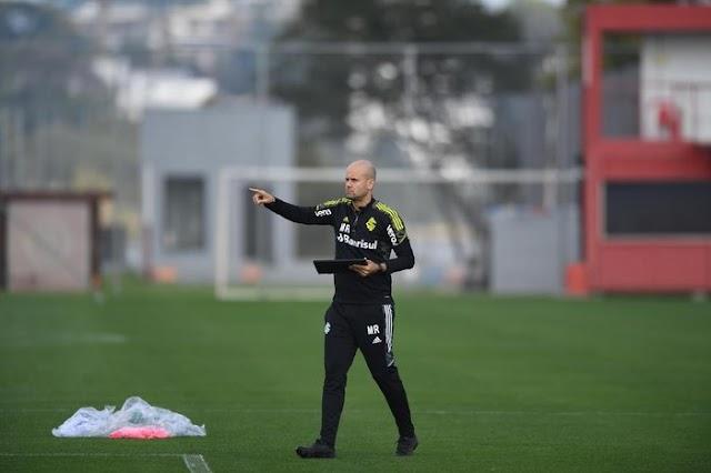 Miguel Ángel Ramírez não é mais treinador do Internacional
