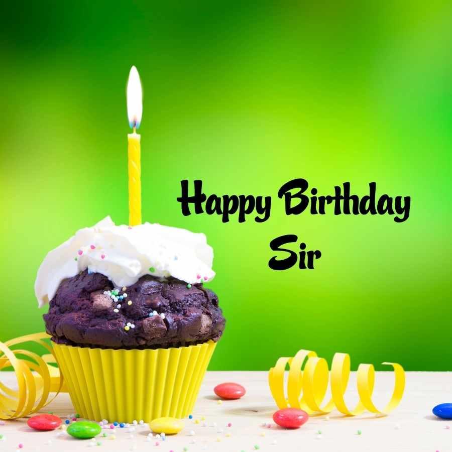 happy birthday wish to sir