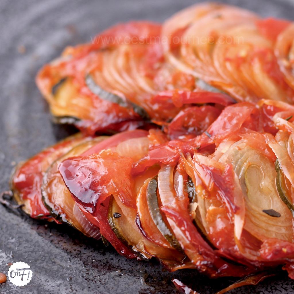 Recette Facile Du Tian Provencal le tian provençal