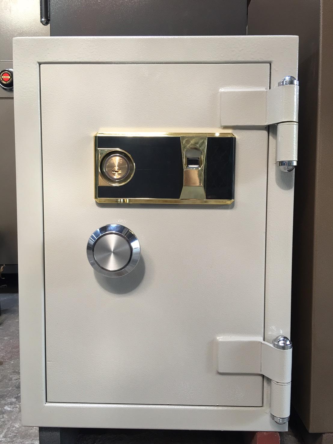 指紋辨識保險箱