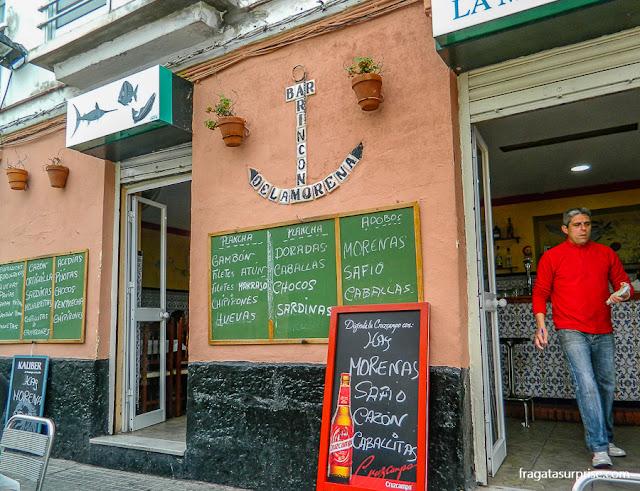 Restaurante La Morena, Cádiz