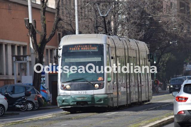 L'inconcepibile crollo del servizio di tram e filobus