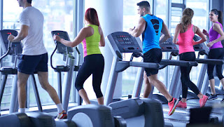 cintas de correr y de andar, deporte y salud